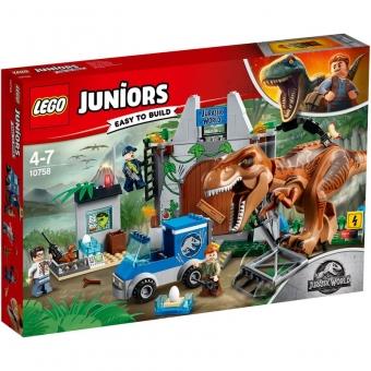 LEGO Juniors 10758 - Ausbruch des T. rex