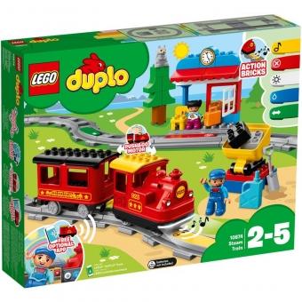 LEGO DUPLO 10874 - Dampfeisenbahn