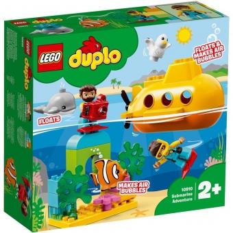 LEGO DUPLO 10910 - U-Boot-Abenteuer