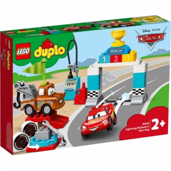 LEGO DUPLO 10924 - Lightning McQueens großes Rennen