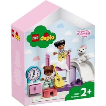 LEGO DUPLO 10926 - Kinderzimmer-Spielbox