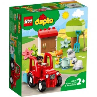 LEGO DUPLO 10950 - Traktor und Tierpflege