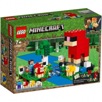 LEGO Minecraft 21153 - Die Schaffarm