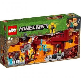 LEGO Minecraft 21154 - Die Brücke