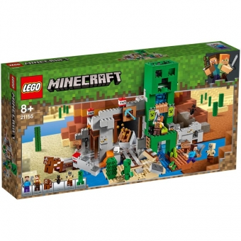 LEGO Minecraft 21155 - Die Creeper Mine