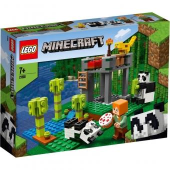 LEGO Minecraft 21158 - Der Panda-Kindergarten
