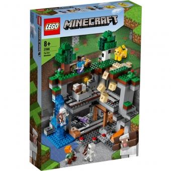 LEGO Minecraft 21169 - Das erste Abenteuer