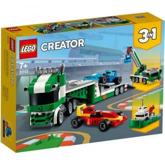 LEGO Creator 31113 - Rennwagentransporter