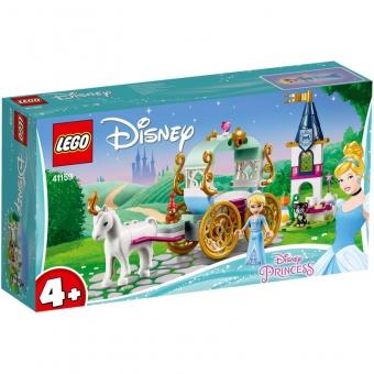 LEGO Disney Princess 41159 - Cinderellas Kutsche