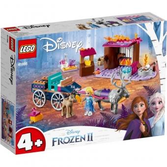 LEGO Disney Princess 41166 - Elsa und die Rentierkutsche