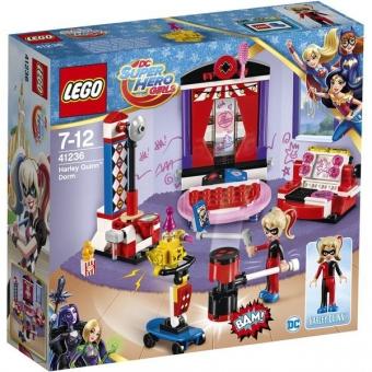 LEGO DC Super Girls 41236 - Das Zuhause von Harley Quinn?
