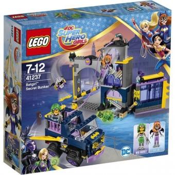LEGO DC Super Girls 41237 - Das Geheimversteck von Batgirl?