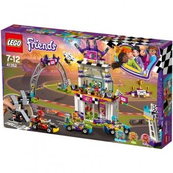 LEGO Friends 41352 - Das große Rennen