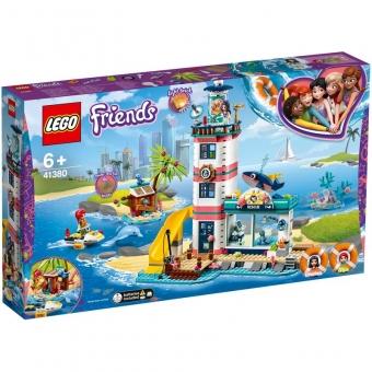 LEGO Friends 41380 - Leuchtturm mit Flutlicht