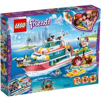 LEGO Friends 41381 - Boot für Rettungsaktionen