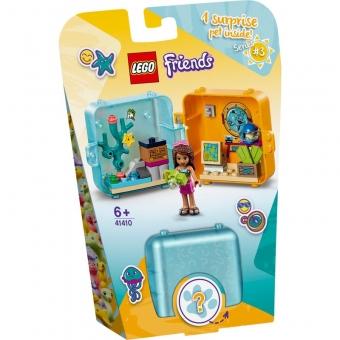 LEGO Friends 41410 - Andreas Sommer Würfel - Tauchschule