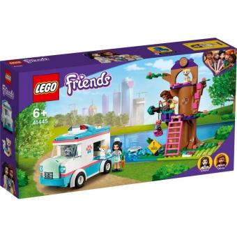 LEGO Friends 41445 - Tierrettungswagen