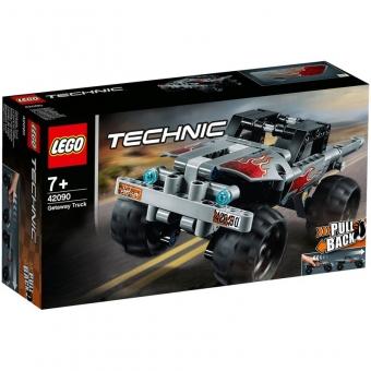 LEGO Technic 42090 - Fluchtfahrzeug