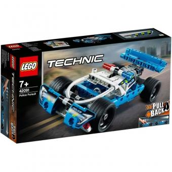 LEGO Technic 42091 - Polizei-Verfolgungsjagd