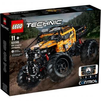 LEGO Technic 42099 - Allrad Xtreme-Geländewagen
