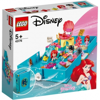 LEGO Disney Princess 43176 - Arielles Märchenbuch