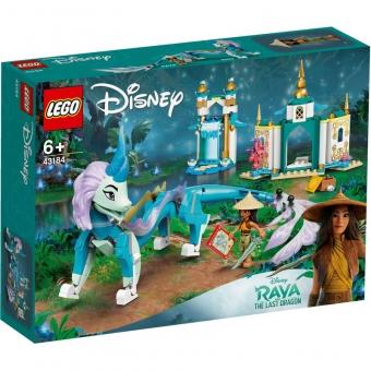 LEGO Disney Princess 43184 - Raya und der Sisu Drache