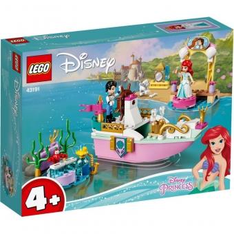 LEGO Disney Princess 43191 - Arielles Festtagsboot