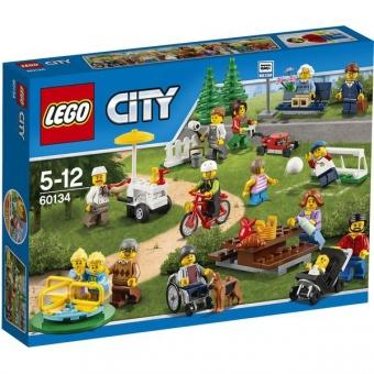 LEGO City 60134 - LEGO® City Stadtbewohner