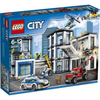 LEGO City 60141 - Polizeiwache