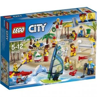 LEGO City 60153 - Stadtbewohner ? Ein Tag am Strand
