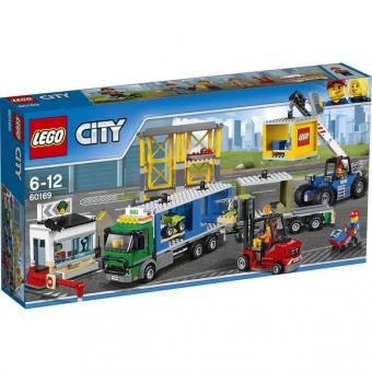 LEGO City 60169 - Frachtterminal