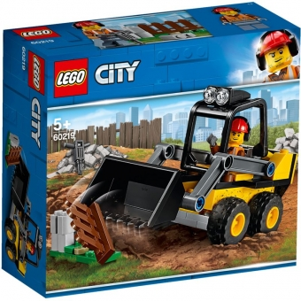 LEGO City 60219 - Frontlader