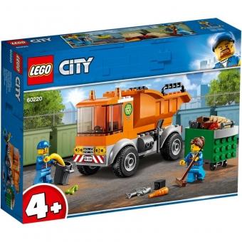 LEGO City 60220 - Müllabfuhr