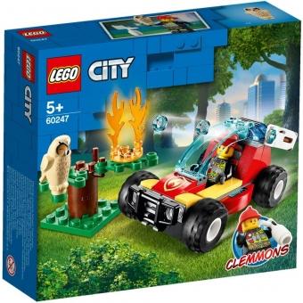 LEGO City 60247 - Waldbrand