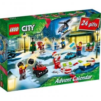 LEGO City 60268 - Adventskalender