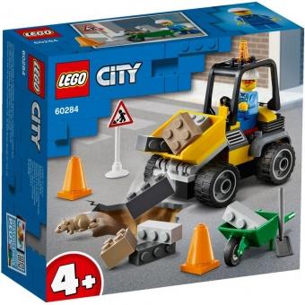 LEGO City 60284 - Baustellen-LKW
