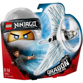 LEGO Ninjago 70648 - Drachenmeister Zane
