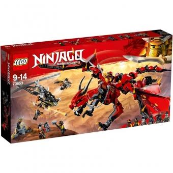 LEGO Ninjago 70653 - Mutter der Drachen