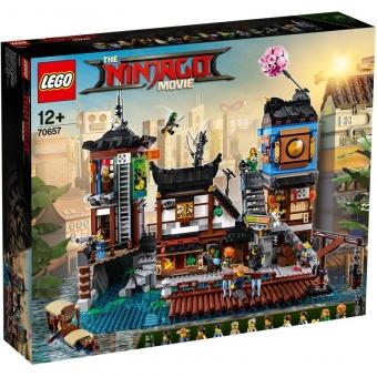 LEGO Ninjago 70657 - NINJAGO City Hafen