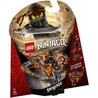 LEGO Ninjago 70662 - Spinjitzu Cole