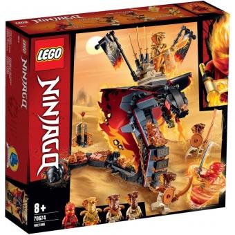 LEGO Ninjago 70674 - Feuerschlange