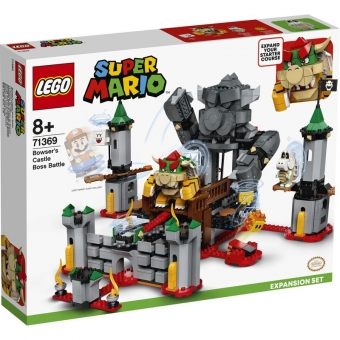 LEGO Super Mario 71369 - Bowsers Festung