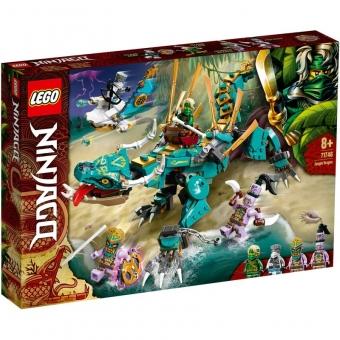 LEGO Ninjago 71746 - Dschungeldrache