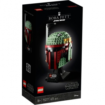 LEGO Star Wars 75277 - Boba Fett Helm