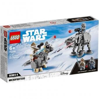 LEGO Star Wars 75298 - AT-AT vs. Tauntaun Microfighters