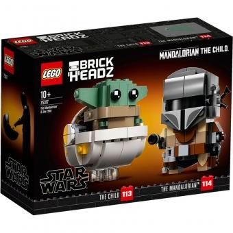 LEGO Star Wars 75317 - Der Mandalorianer und das Kind