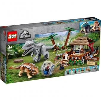 LEGO Jurassic World 75941 - Indominus Rex vs. Ankylosaurus?