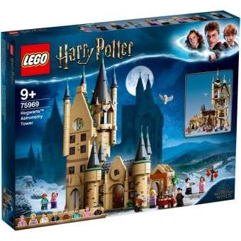 LEGO Harry Potter 75969 - Astronomieturm auf Schloss Hogwarts™