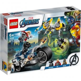 LEGO Marvel Super Heroes 76142 - Avengers Speeder-Bike Attacke