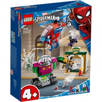 LEGO Marvel Super Heroes 76149 - Mysterios Bedrohung
